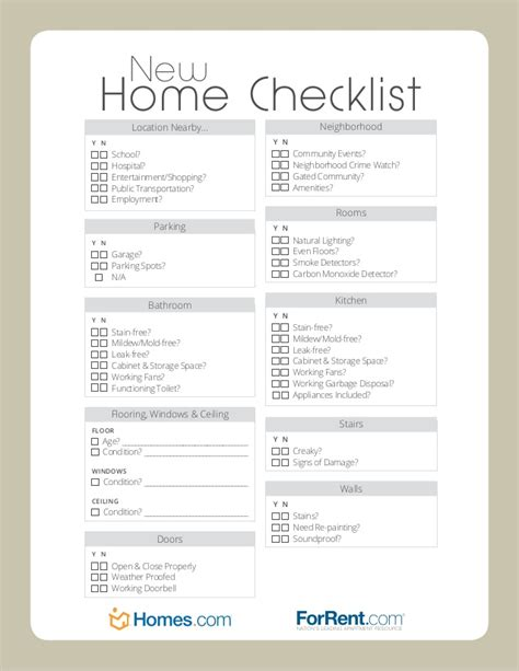 home design checklist unique 70 new home checklist decorating design of best 25