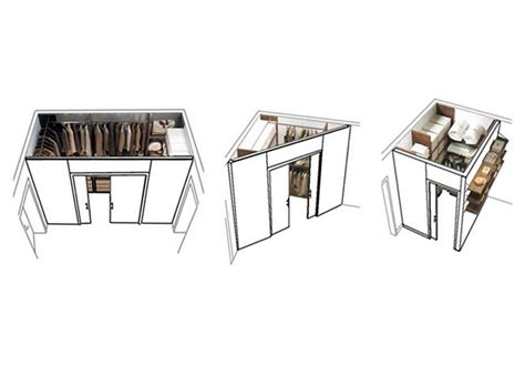 cabine armadio economiche cabine armadio in cartongesso economiche e facili da