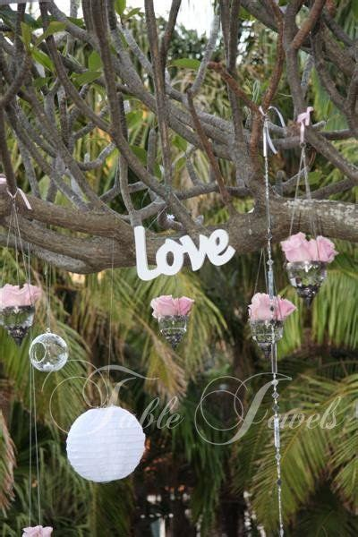wedding tree decorations   Wedding Centrepieces