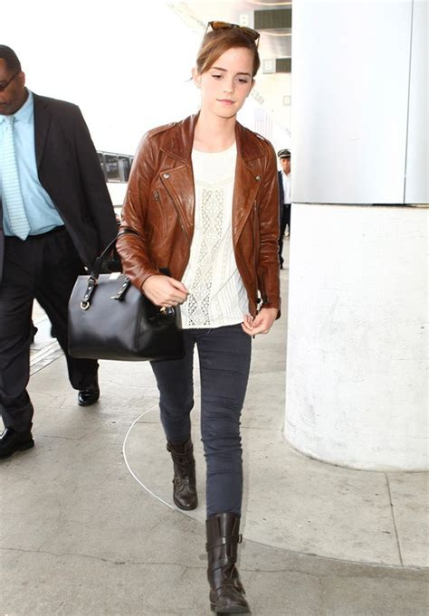 emma watson clothes emma watson street style best travel looks casual outfits