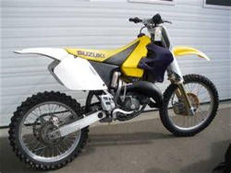 1997 Suzuki Rm 125 Specs 1997 Suzuki Rm125