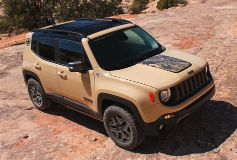 jeep renegade altitude official jeep renegade deserthawk and altitude