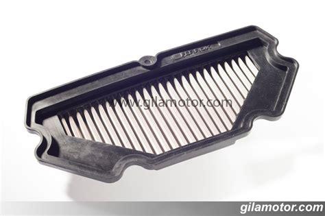 Filter Ferrox Splash ferrox filter udara dari baja lebih rapat akan ada 10 varian baru gilamotor