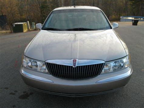 automotive air conditioning repair 1996 lincoln continental head up display sell used lincoln continental 2002 in nice condition in