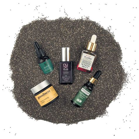 5 Products To Own Or Try by 5 Chia Products To Try Viva