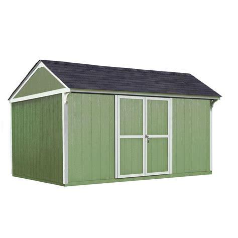 handy home products lexington  ft   ft wood storage