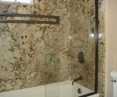 marble bathroom shower walls one large slab for shower walls instead of tile hoffman