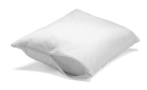 pillowtex feather  proof  cotton soft pillow