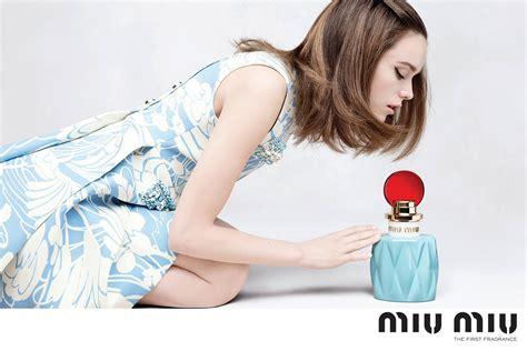 Fab Ad Miu Miu 08 by My Baby Blue Bakelite Miu Miu By Miu Miu Perfume