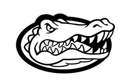 Free Coloring Pages Of Florida Gator Florida Gators Coloring Pages