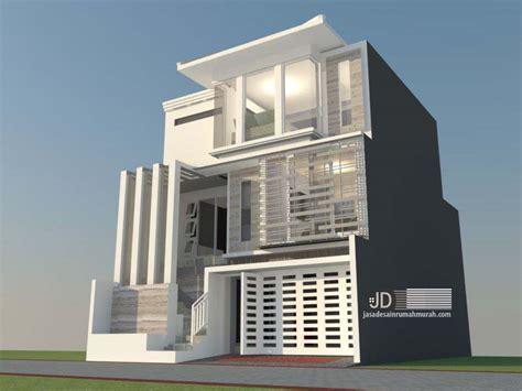 Rumah Modern Di Malang desain rumah modern tropis 3 lantai di malang jasa