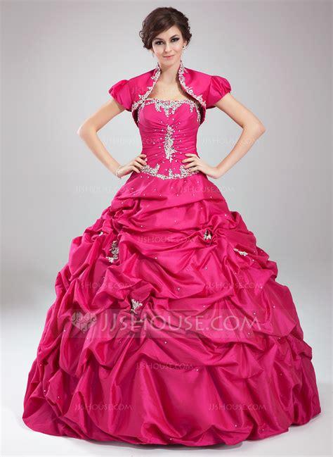ball gown sweetheart floor length taffeta evening prom ball gown sweetheart floor length taffeta prom dress with