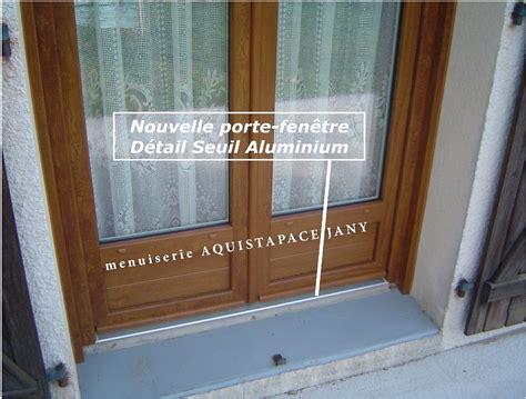 Poser Un Volet Roulant 1215 by Appui De Porte Fenetre Evtod