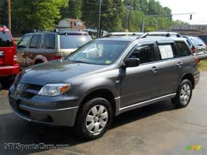 2006 Mitsubishi Outlander Specs 2006 Mitsubishi Outlander I Pictures Information And