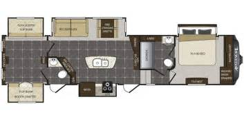 3 bedroom rv floor plan 3 bedroom 5th wheel 2015 autos post