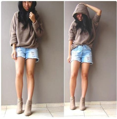 Ways To Look In Shorts by What Are The Best Ways To Wear A Hoodie Which Is My