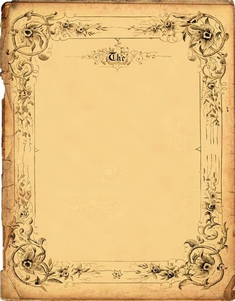 fashioned writing paper template vintage writing paper on vintage stationary