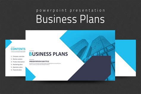Top 23 Business Plan Powerpoint Templates Of 2017 Slidesmash Business Template For Powerpoint
