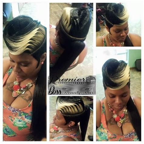 ombre african american ponytails pieces ridgeroll quickweave w ponytail shared by tomeka hargrett