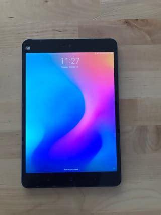 tablet  pulgadas xiaomi de segunda mano en wallapop