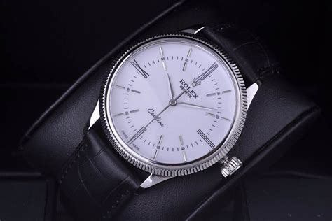Rolex Cellini Automatic rolex cellini time 50509 swiss automatic white