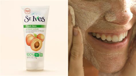 St Ives Scrub by St Ives Fresh Skin Apricot Scrub Review