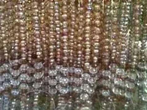 crystal bead curtains india crystal beaded curtains by sunita chabria youtube
