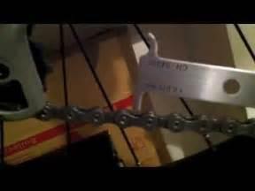 cadenas bici btt cuando cambi 243 la cadena de la bici youtube