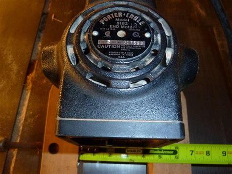Porter Cable 5182 Versus 7518 Router Forums