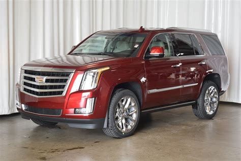 2020 Cadillac Escalade Premium Luxury by New 2019 Cadillac Escalade Premium Luxury Suv In Fremont