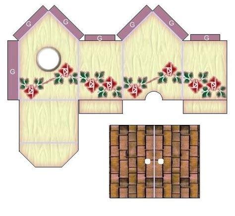 1000 Images About Papercraft Houses - 1000 images about papercraft casa de passarinho on