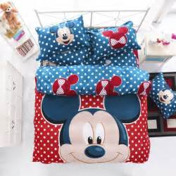 mickey and minnie bed set mickey and minnie mouse size bedding