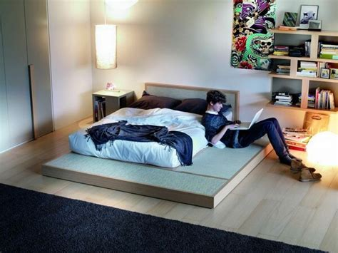 guy bedrooms cool bed design for young guys bonjourlife