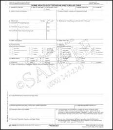 House Health Plan Home Health Plan Of Care Form House Of Samples