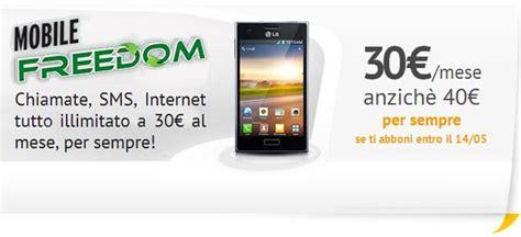 operatore fastweb mobile fastweb mobile 500 con smartphone tutto incluso a 14