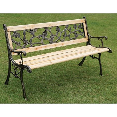 backyard benches garden bench for outdoor garden bench