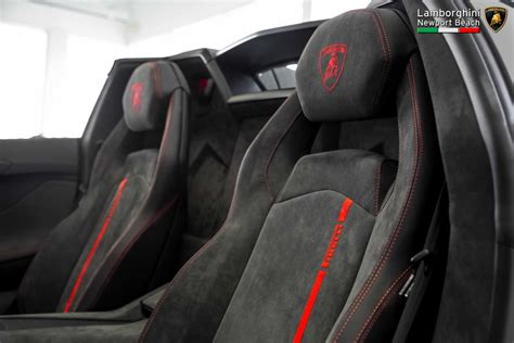 Lamborghini Aventador Interior Features 2016 Lamborghini Aventador Roadster Pirelli Edition For Sale