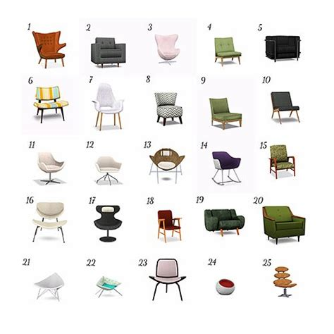 upholstered chair styles guide 19 best images about mid century on rocking