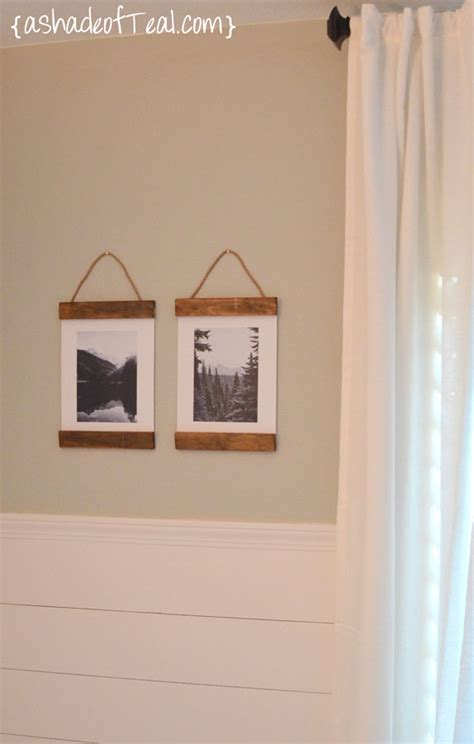 Diy Hanging L Shade by Diy Rustic Hanging A Shade Of Teal