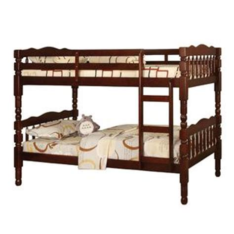 Kmart Bunk Beds Venetian Worldwide Bunk Bed Cherry Home Furniture Bedroom
