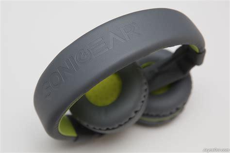 Headphone Bluetooth Sonic Gear Airphone V sonicgear airphone v bluetooth headphones review