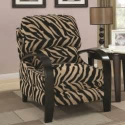 animal print recliner animal print accent chairs foter