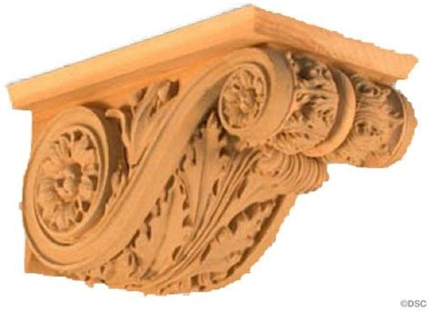 Wood Capitals And Corbels 17 best images about bracing corbels on miss mustard seeds shelves and mantles