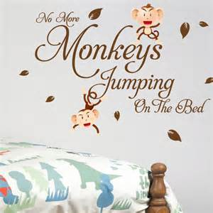 monkey bedroom children kids nursery wall quotes stickers decals and giraffe jungle sticker