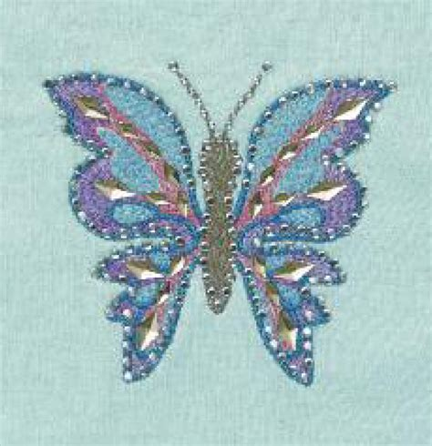how to embroider on knit fabric embroidery makaroka