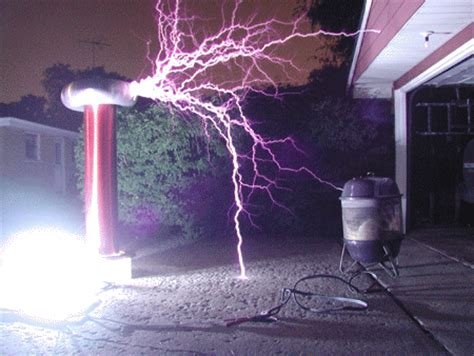 Theory Of Tesla Coil 13 Year Physicist S New Theory On God
