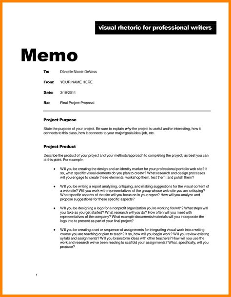 memorandum template 7 exles of memorandum report fancy resume