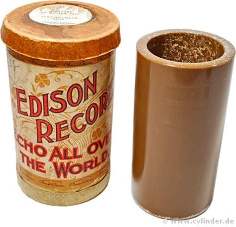 wax cylinder brown wax cylinders