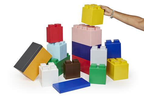Jumbo Lego Rocket everblocks are lego bricks you can build with irl