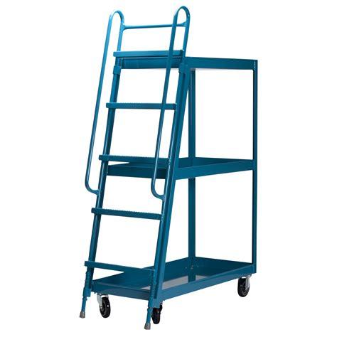 Stock Shelf by Three Shelf Stock Picker Unitran Manufacturers Ltd